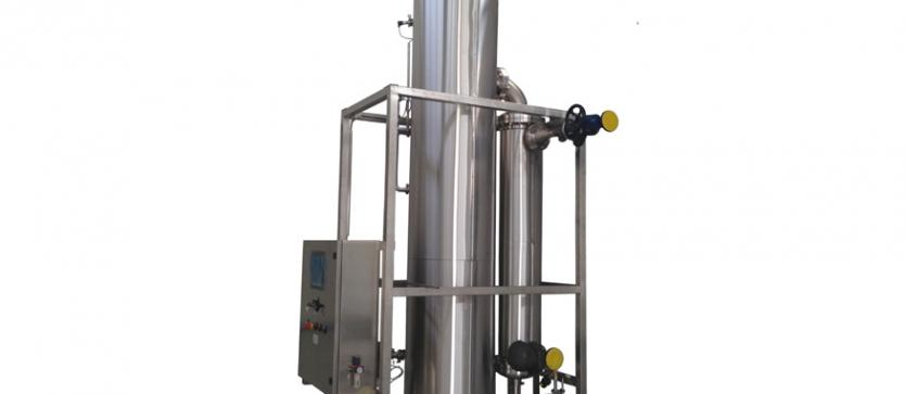 800kg/h Clean Steam Generator
