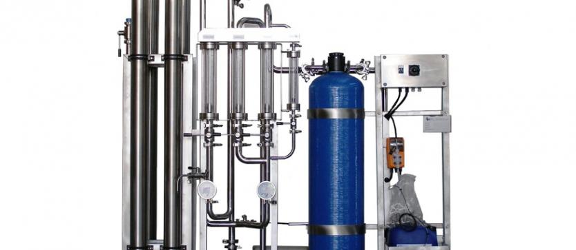 Ultrafiltration with Pretreatment UF50