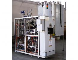 8000 lit single-station CIP with heating