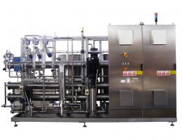 Reverse Osmosis Double Pass, capacity 5m3/h