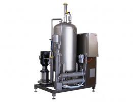15.000 to 30.000 lit/h water treatment ozone generator