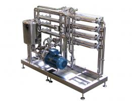 Ultrafiltration with Tub