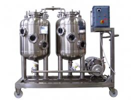 Alcoholic drink ATEX Skid
