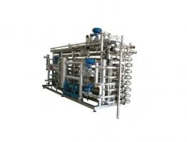 Fruit juices pasteurizer