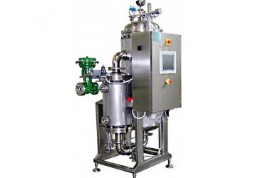 Generatore di Clean Steam da 500kg/h