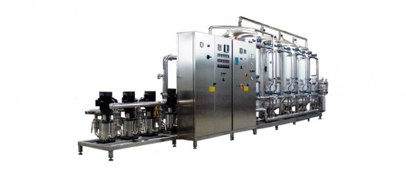 Fe – Mn removal food establishment water filtration