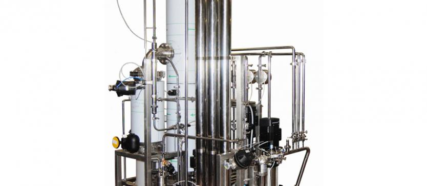 450kg/h Clean Steam Generator and Reverse Osmosis