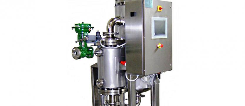 500kg/h Clean Steam Generator