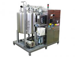 PW production and storage Skid with Ozone sterilisation