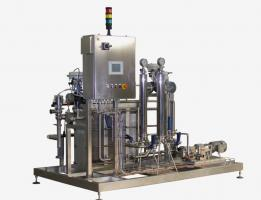 Filtration and thermostation